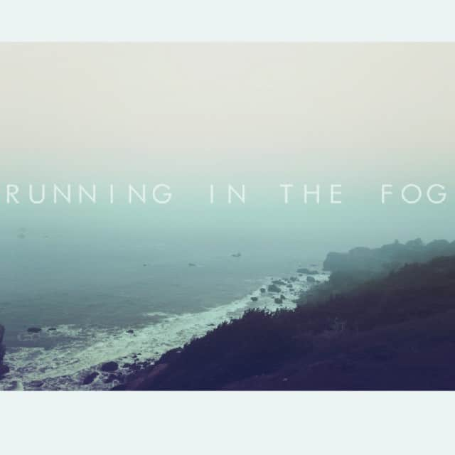 Running In The Fog Pairings Box Vinyl Single Cover