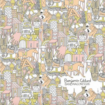 "The fourth release in the SOUNDS DELICIOUS vinyl subscription series. Benjamin Gibbard reimagines Teenage Fanclubn's indie rock classic Bandwagonesque in its entirety. This also includes a bonus 7"" featuring exclusive covers of Alex Chilton's ""Free Again"" and Beat Happening's ""Bad Seeds"" recorded exclusively for SOUNDS DELICIOUS while supplies last. This limited edition, exclusive releases includes a digital download of the album in MP3 format."