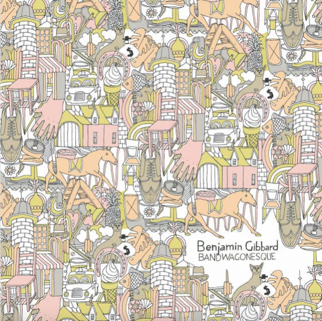 """The fourthrelease in the SOUNDS DELICIOUS vinyl subscription series. Benjamin Gibbardreimagines Teenage Fanclubn's indie rock classicBandwagonesquein its entirety. This also includes a bonus 7″ featuring exclusive covers of Alex Chilton's """"Free Again"""" and Beat Happening's """"Bad Seeds"""" recorded exclusively for SOUNDS DELICIOUS while supplies last. This limited edition, exclusive releases includes a digital download of the album in MP3 format."""