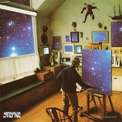 STRFKR - Being No One Album Cover Art