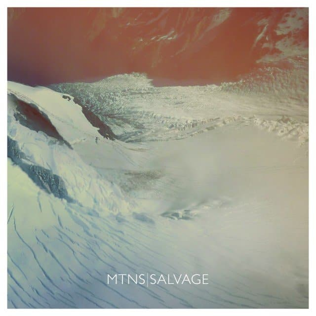 Salvage EP Cover