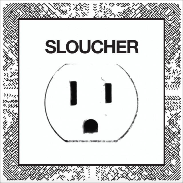 Sloucher Seattle Band EP cover art