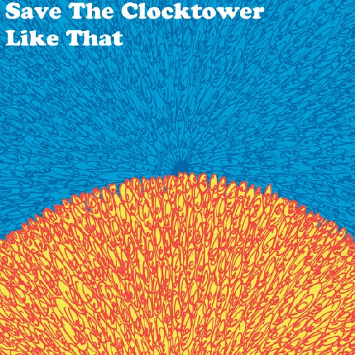"Save The Clocktower - Like That / Drip 7"" single from Turntable Kitchen Pairings Box"
