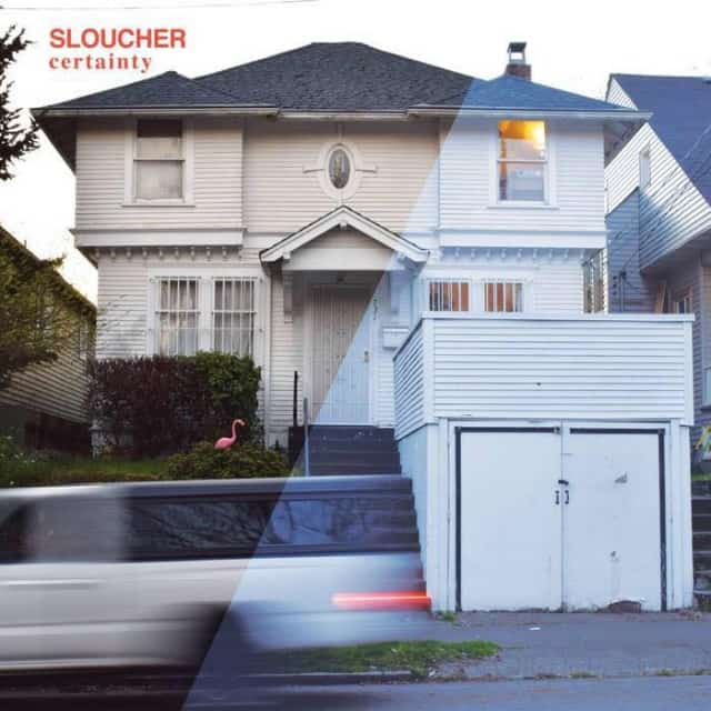 Sloucher Certainty Album Cover