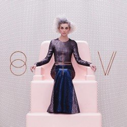 St VIncent Self-titled LP