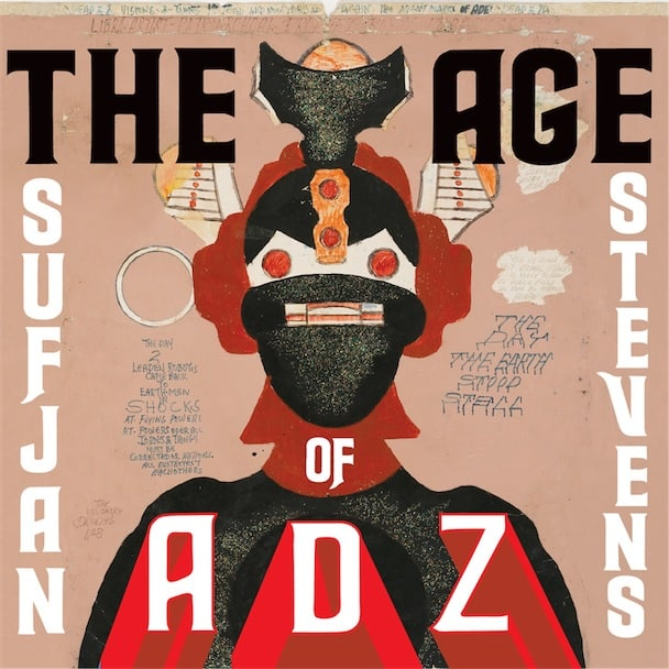 Sufjan Stevens The Age Of Adz Album Art Musical Pairings: Sufjan Stevens   The Age of Adz