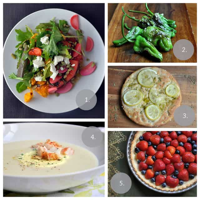 Summer Recipe roundup Turntable Kitchens Summer Recipe Roundup