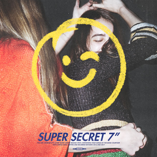 TK069: COURTSHIP. – SUPER SECRET 7″