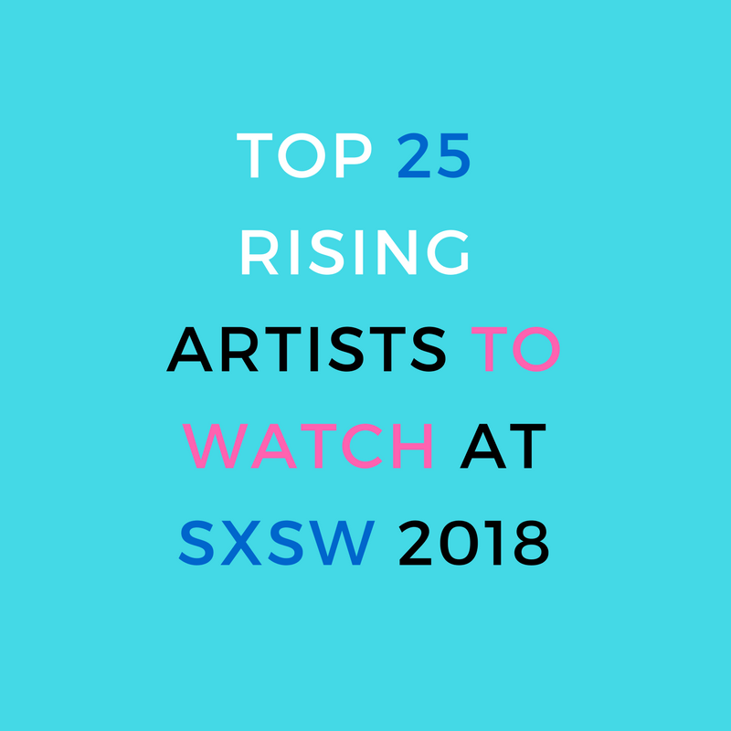 The Top 25 Rising Artists To Watch at SXSW 2018 featuring No Vacation, Kelela, Haley Heynderickx, Lucy Dacus, Superorganism, Soccer Mommy, Men I Trust, Barrie, and More