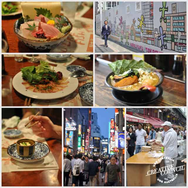 Turntable Kitchen City Guide: Tokyo and Kyoto