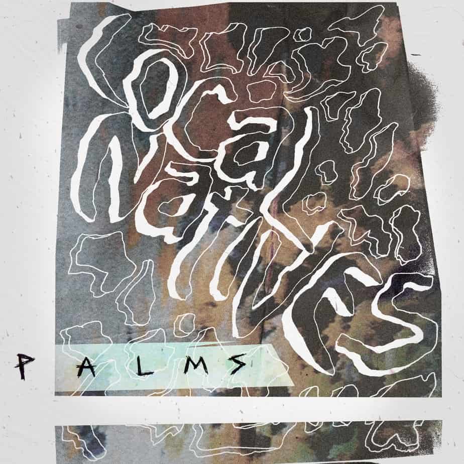 Tk026 Local Natives Palms B W Wooly Mammoth Turntable