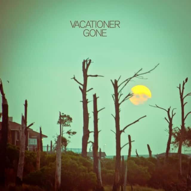 Vacationer Gone LP 2012 640x640 Musical Pairings: Vacationer   Gone