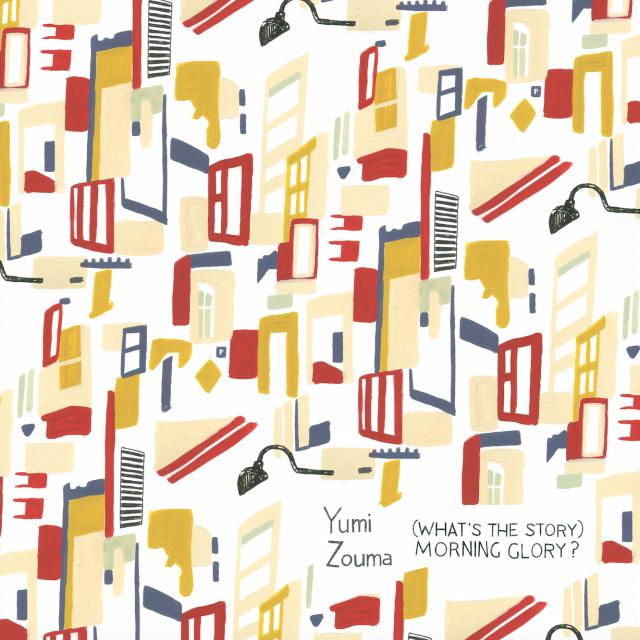Yumi Zouma Whats The Story Morning Glory Oasis Cover Album Art