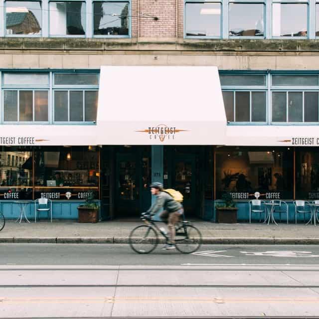 Zeitgeist coffee seattle