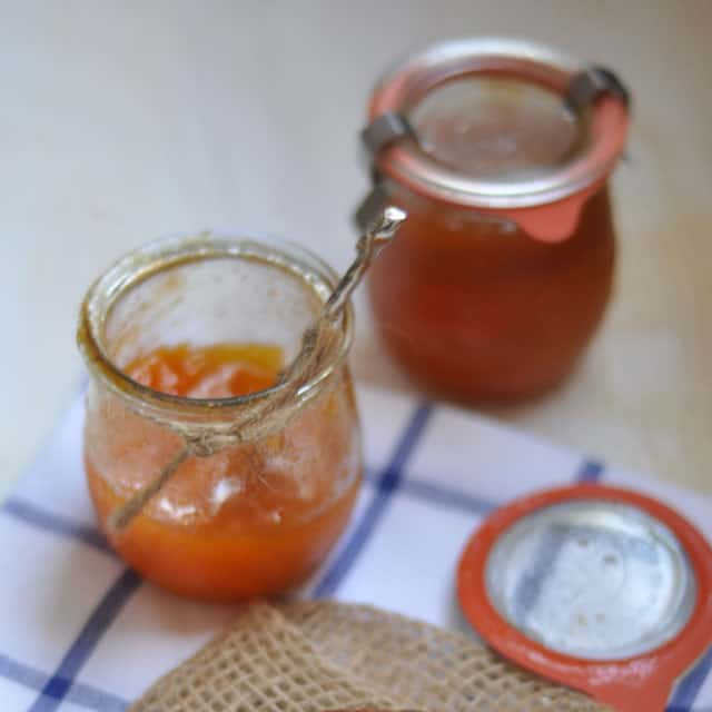 Apricot and Vanilla Bean Jam: Eating My Way - Turntable ...