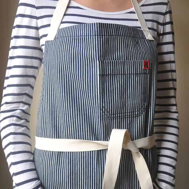 Turntable Kitchen apron