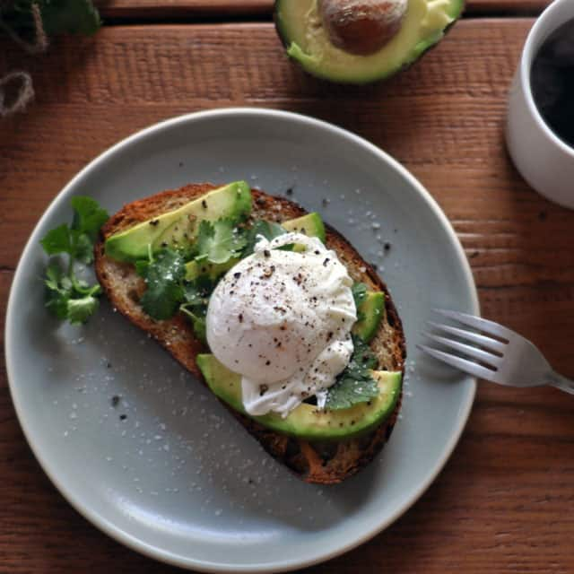 Avocado Toast with Poached Egg: The Meaning of Silence