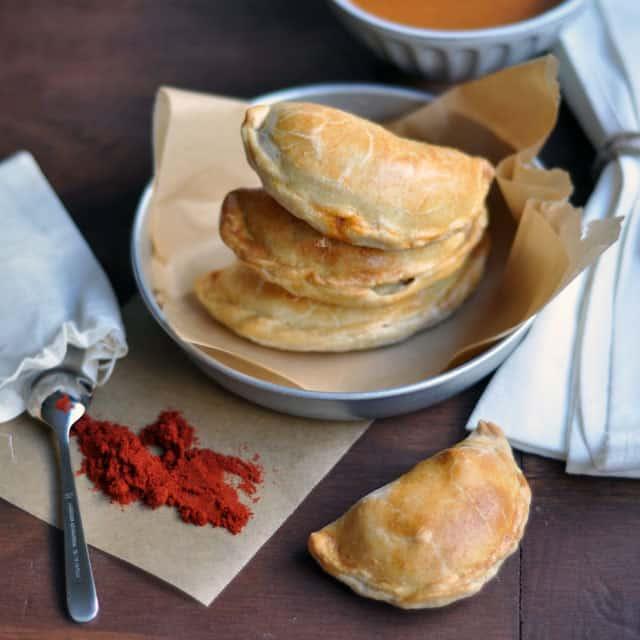 Argentinian Beef Empanadas Recipe