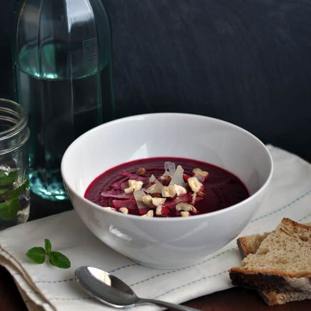 Roasted Beet and Fennel Soup: This Strange Feat ...