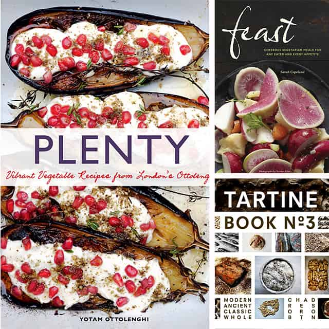 Win 3 of Our Favorite Cookbooks from Chronicle Books