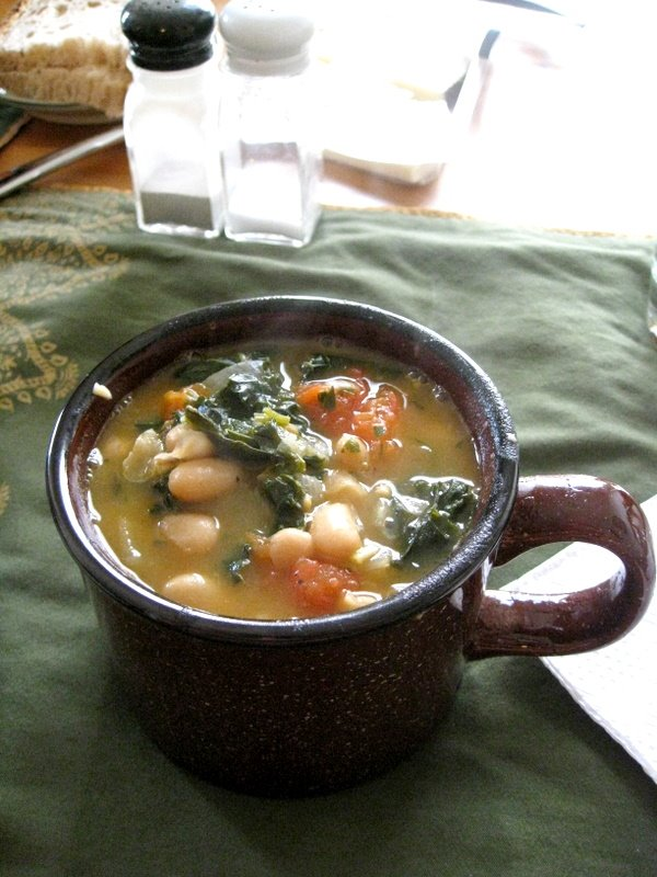 A Pot of Soup to Get You Going