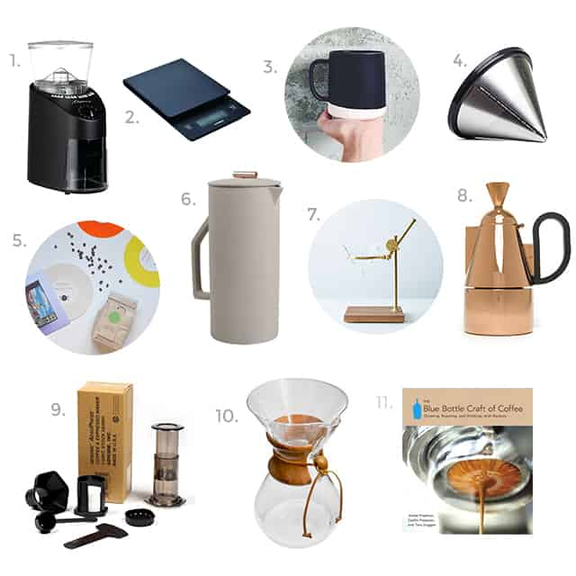 Gift Guide: Coffee