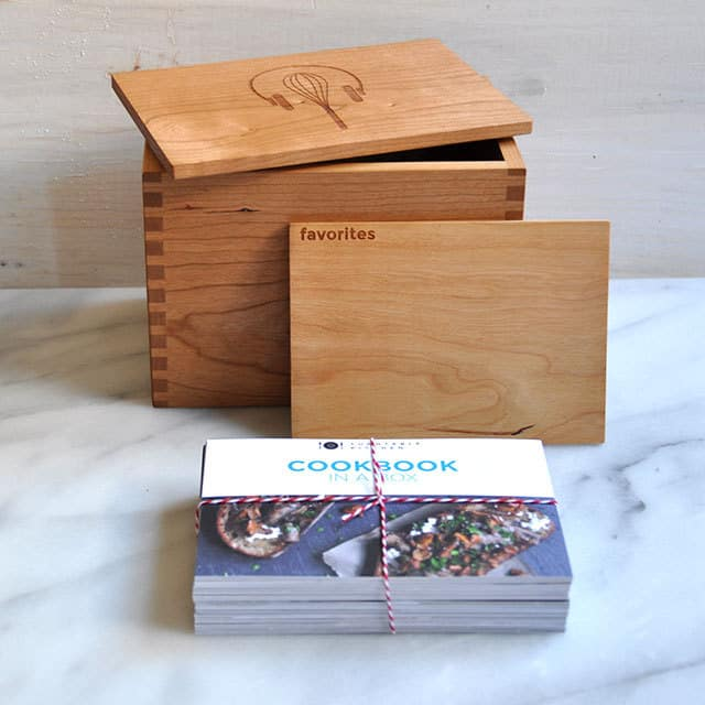 Turntable Kitchen's 'Cookbook in a Box'