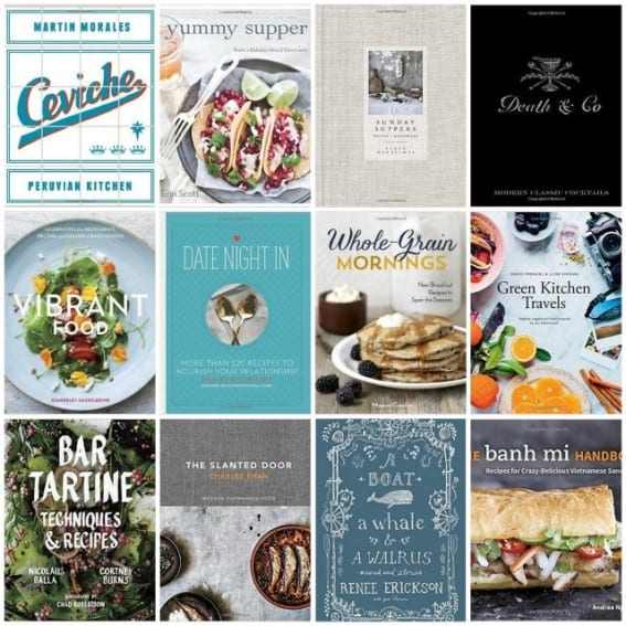 Gift Guide: Cookbooks