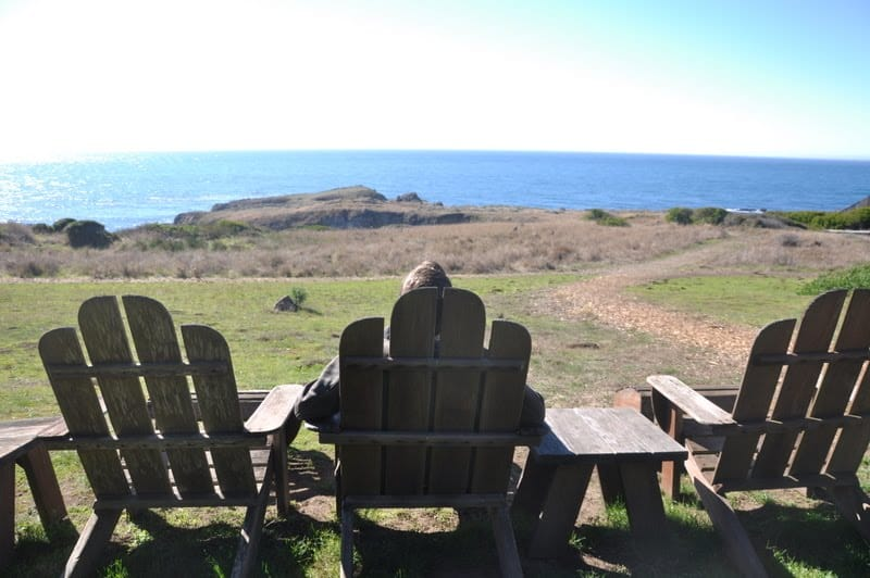 Mendocino, Sea Ranch Weekend and Cafe Beaujolais
