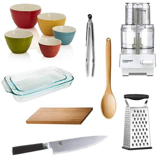 Home Essential 28 kitchen essentials for the home cook - turntable kitchen