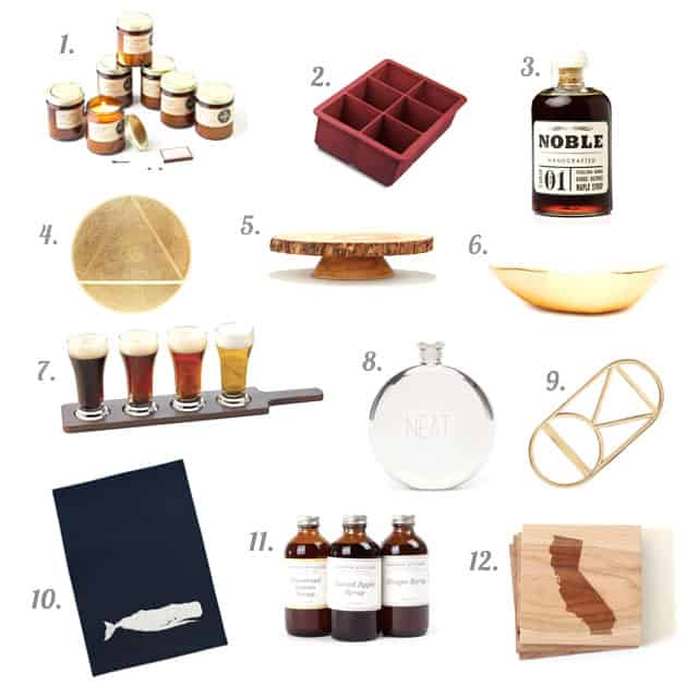 Turntable Kitchen's Holiday Gift Guide: Food and Drink