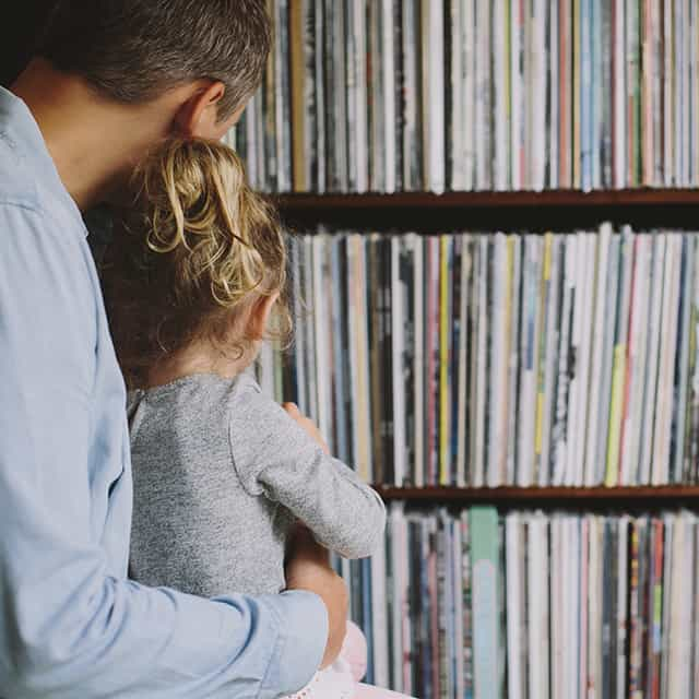 Curating the Perfect Record Collection (Glitter Guide Interview)