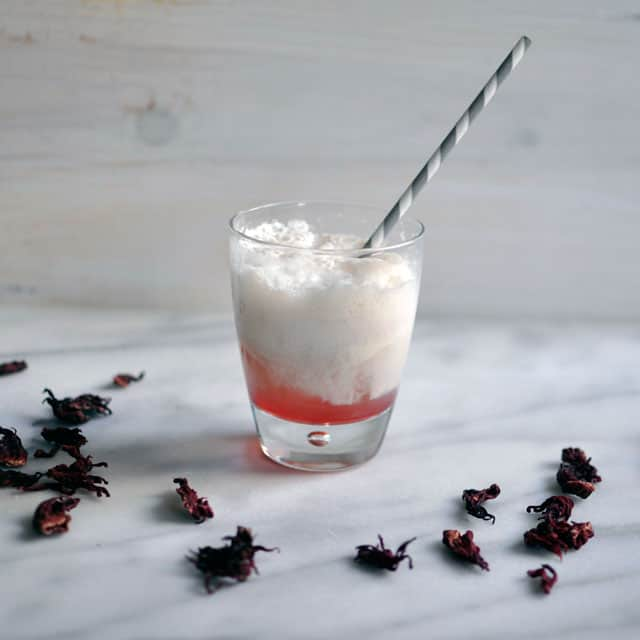 Hibiscus Floats
