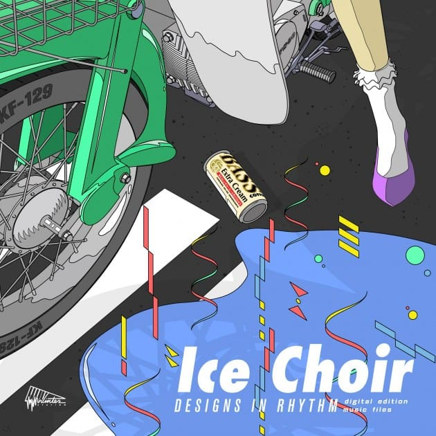 ice-choir-designs album cover art
