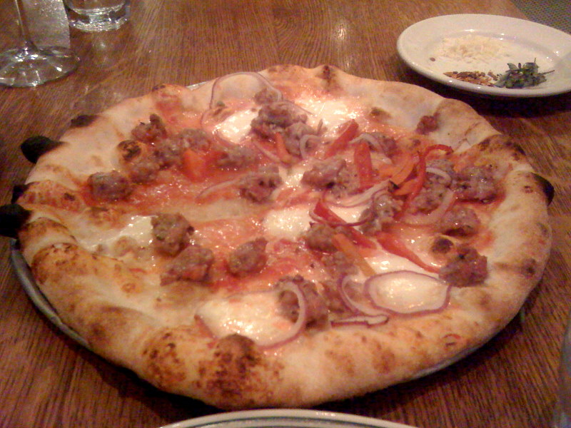 Pizzeria Delfina: Review