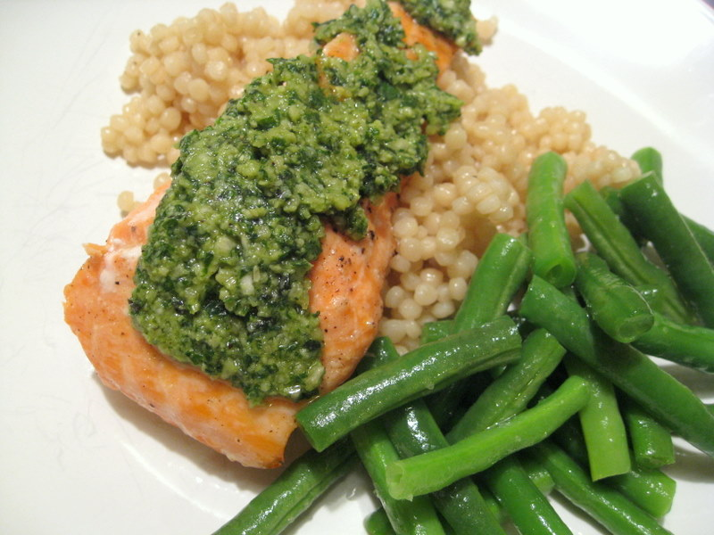When Nostalgia Hits: the Salmon of My Past - Turntable Kitchen
