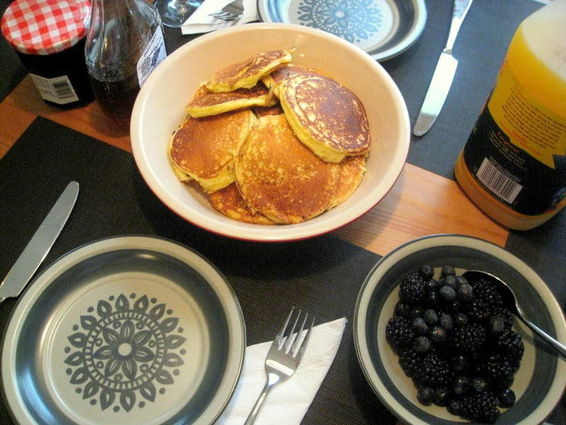 Ricotta Pancakes For Your Rainy Or Snowy Morning Turntable Kitchen