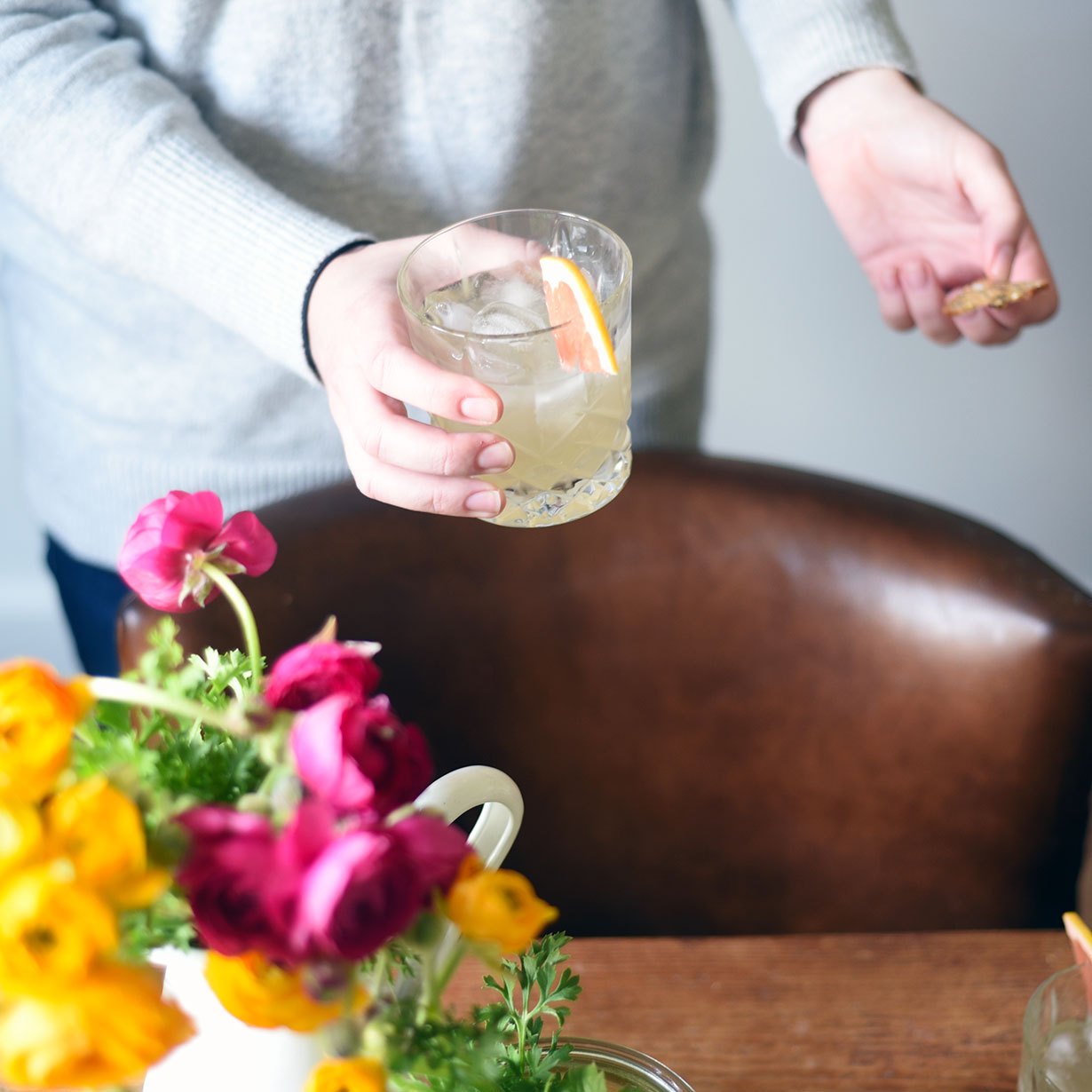A Spring Cocktail Party with Lillet