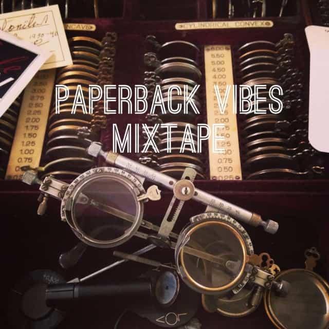 Turntable Kitchen's Paperback Vibes Mixtape