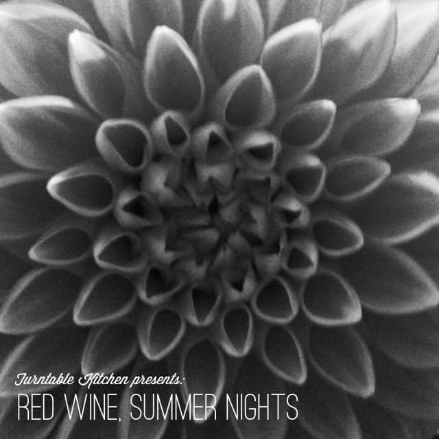 Turntable Kitchen Presents Red Wine, Summer Nights Digital Mixtape of the Best New Indie Music