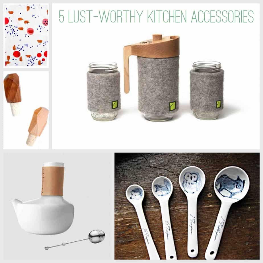 5 Lust-Worthy Kitchen Accessories - Turntable Kitchen