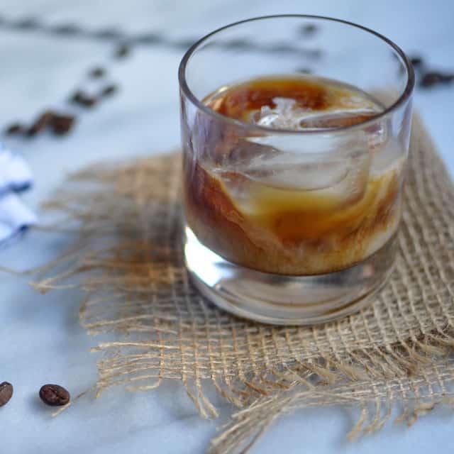 Maple Iced Coffee