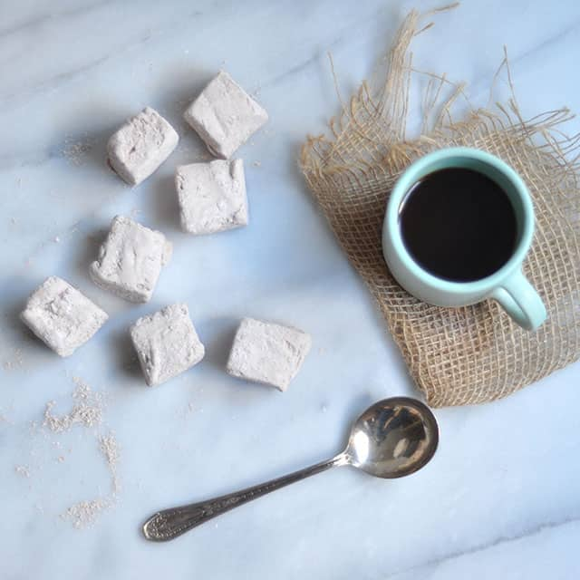 Cocoa Marshmallows