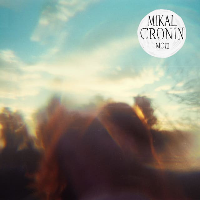 mikal cronin mcII LP cover