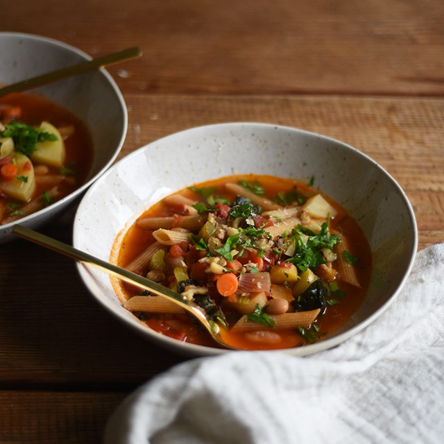 The Only Minestrone Soup Recipe You Need