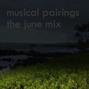 musical pairings @ eating_sf_ the june mix