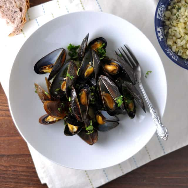 mussels top Honest Mussels