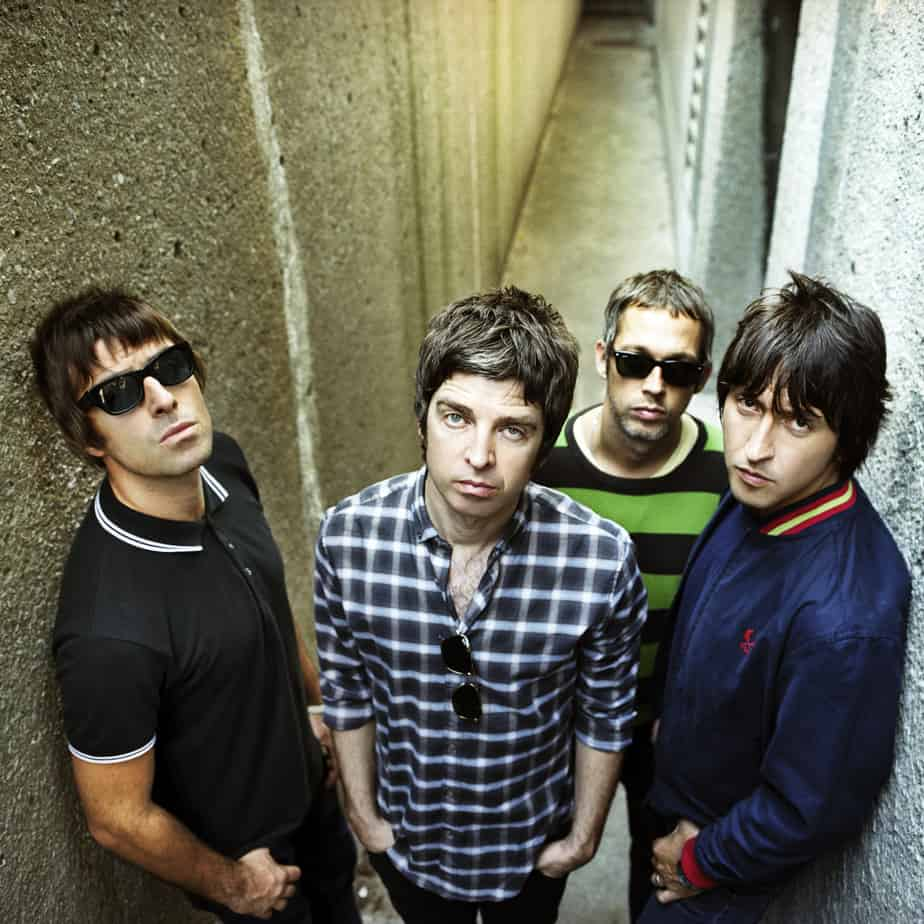 """Served Three Ways: Three Covers of Oasis' """"Wonderwall ... Oasis Band Album Cover"""