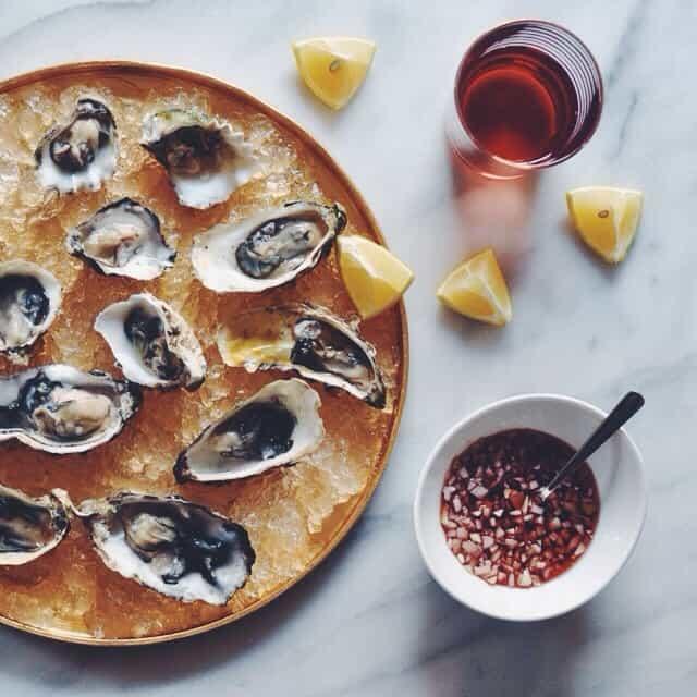NYE Oysters