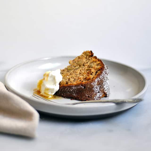 Heidi Swanson's Rye Pound Cake